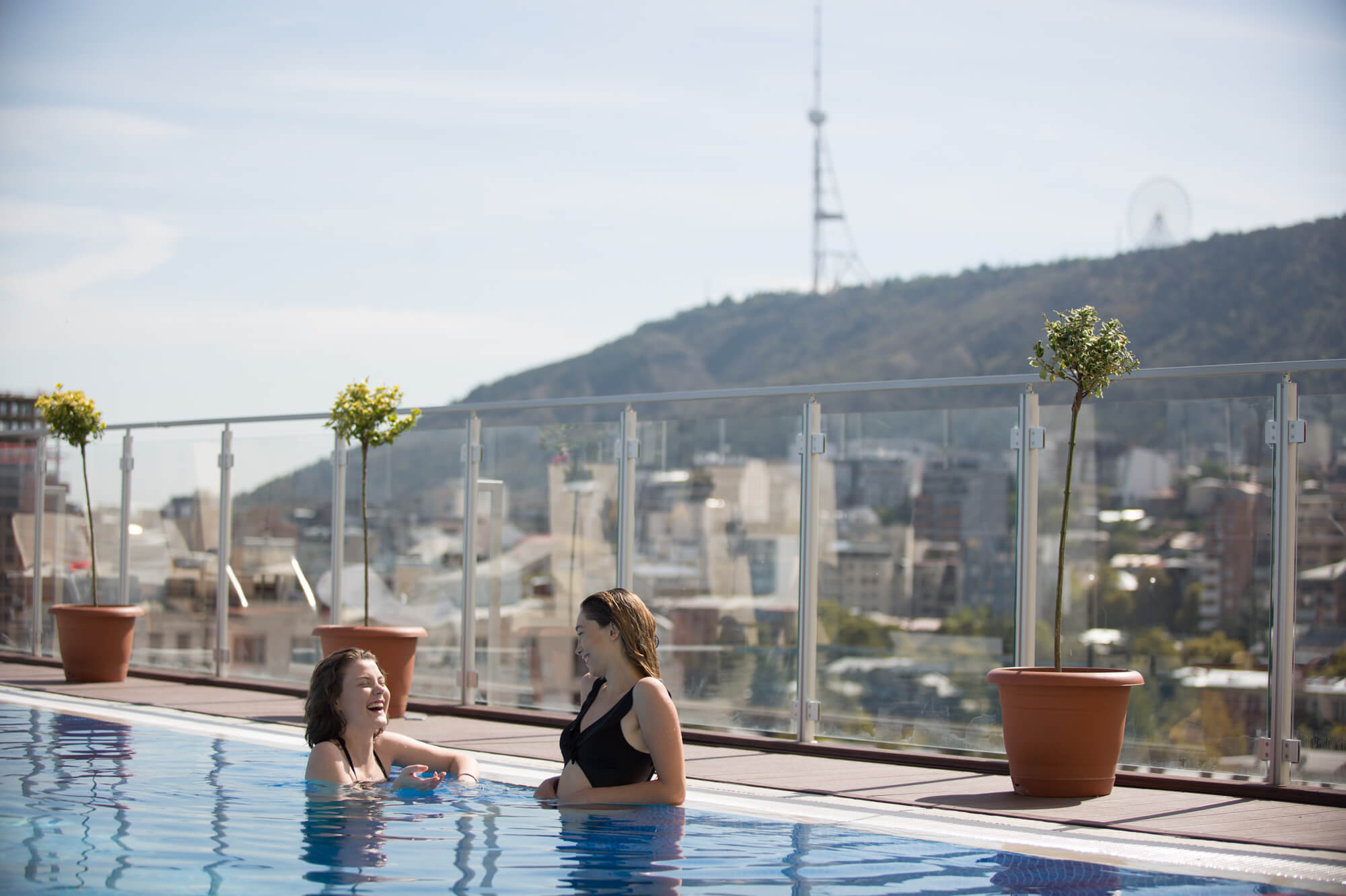 Lifferent Hotel & Spa Your Comfort Zone in Tbilisi